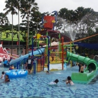 Kiddy Pool The Jungle Waterpark